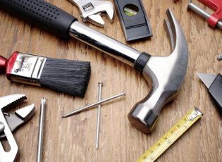 Timmerman - foto hamer